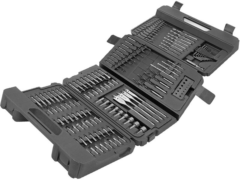 Набор бит, сверл и гаечных ключей BLACK&DECKER A7211