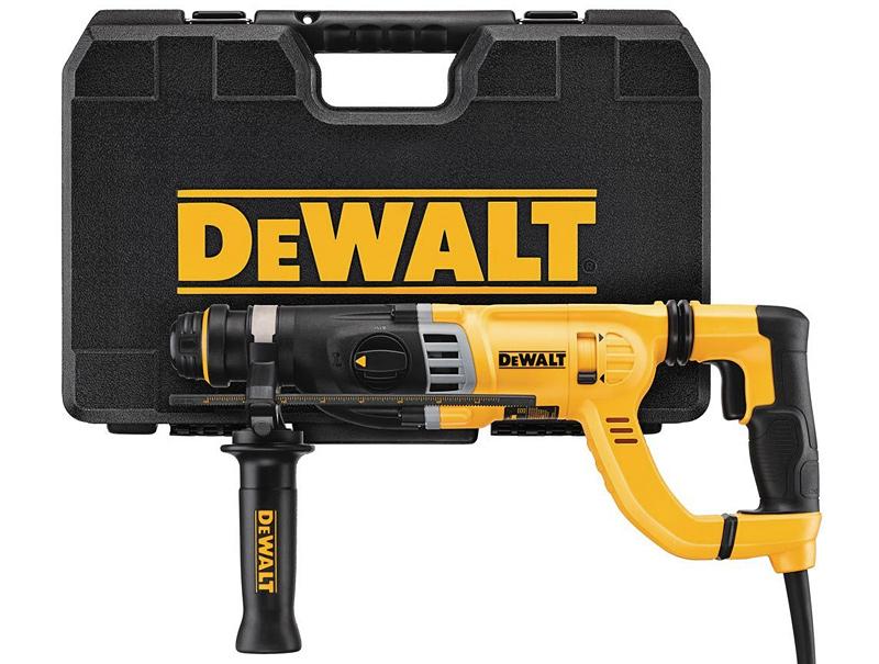 Перфоратор DeWALT D25263K