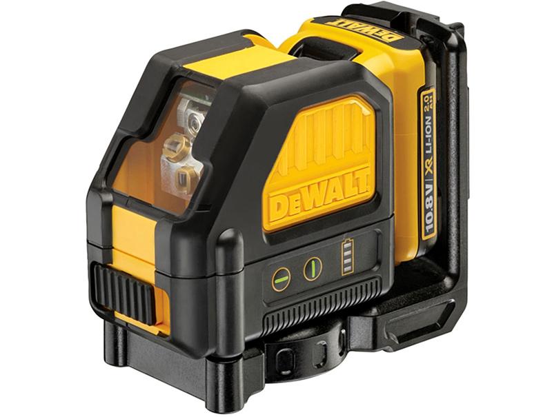 Лазер линейный DeWALT DCE088D1R