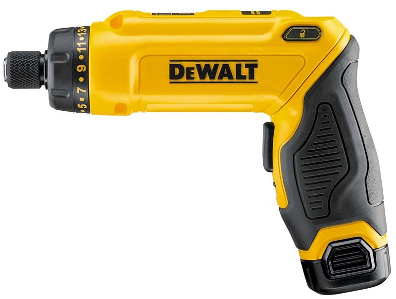 Аккумуляторная отвертка DeWALT DCF682G1