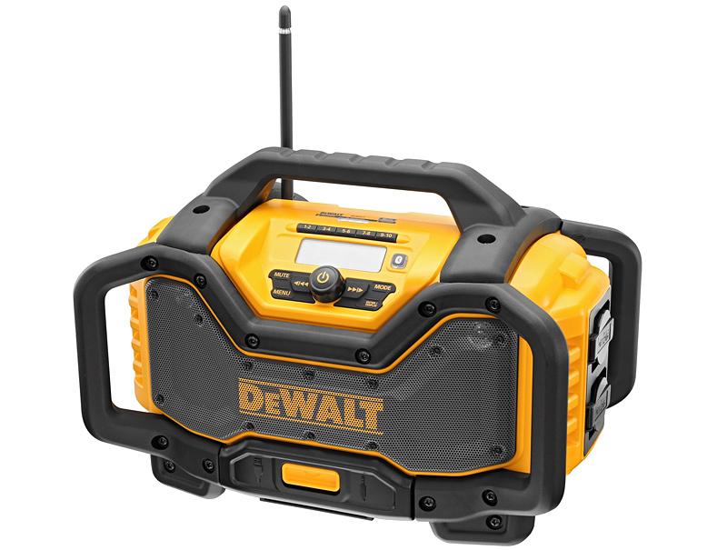 Зарядное устройство-радиоприемник DeWALT DCR027