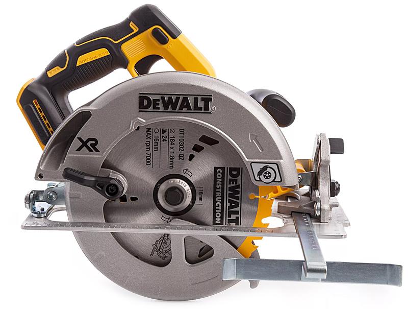 Аккумуляторная дисковая пила DeWALT DCS570N