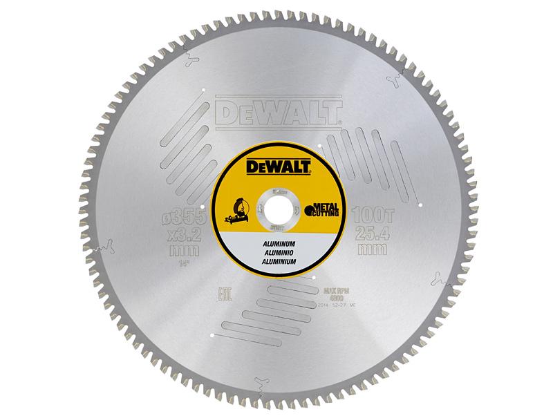 Пильный диск (355х25,4мм) DeWALT DT1917