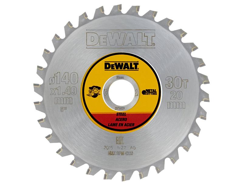 Пильный диск (140х20мм) DeWALT DT1923