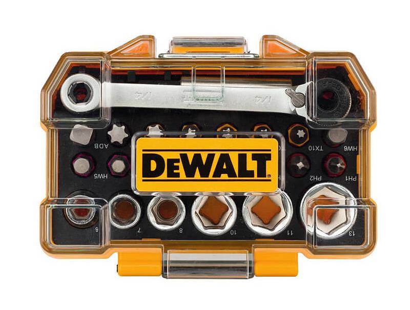 Набор бит и головок DeWALT DT71516