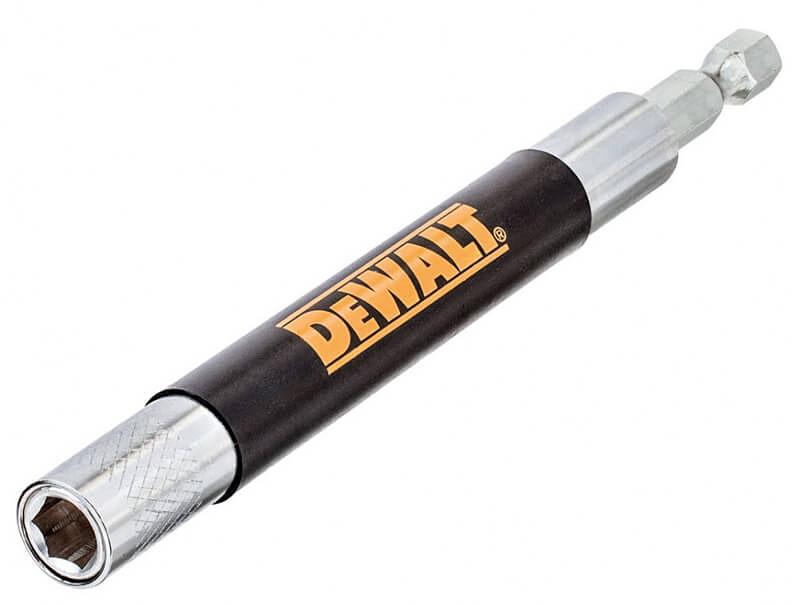 Магнитный держатель бит с направляющей гильзой DeWALT DT7702