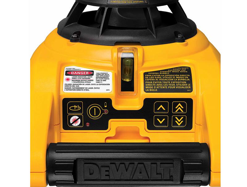 Лазер ротационный DeWALT DW074K