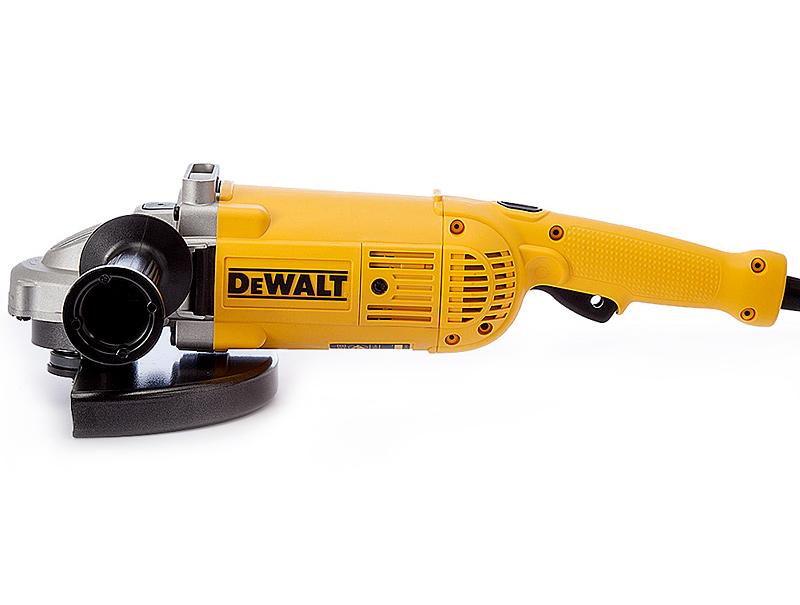 Болгарка DeWALT DWE490