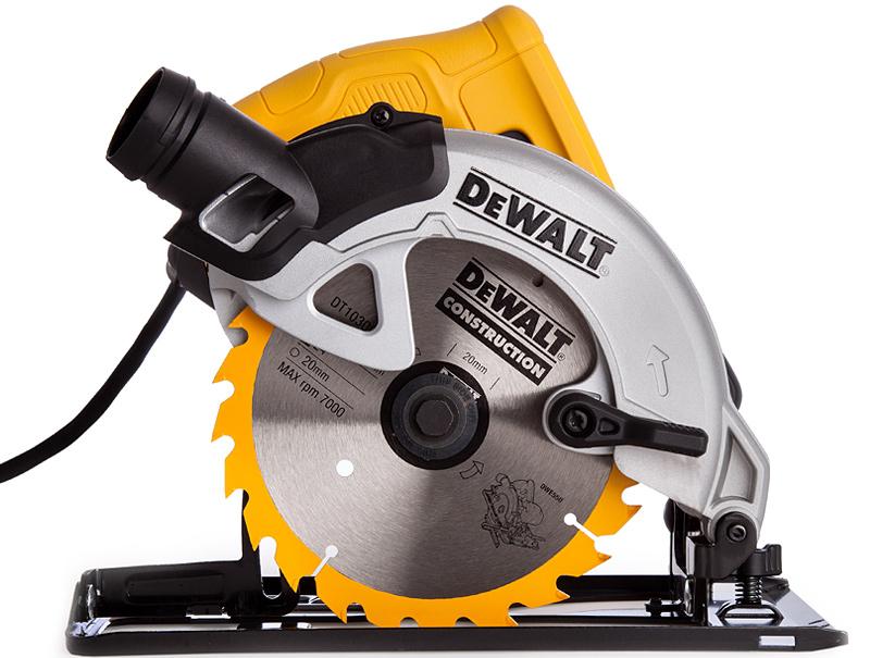 Дисковая пила DeWALT DWE550