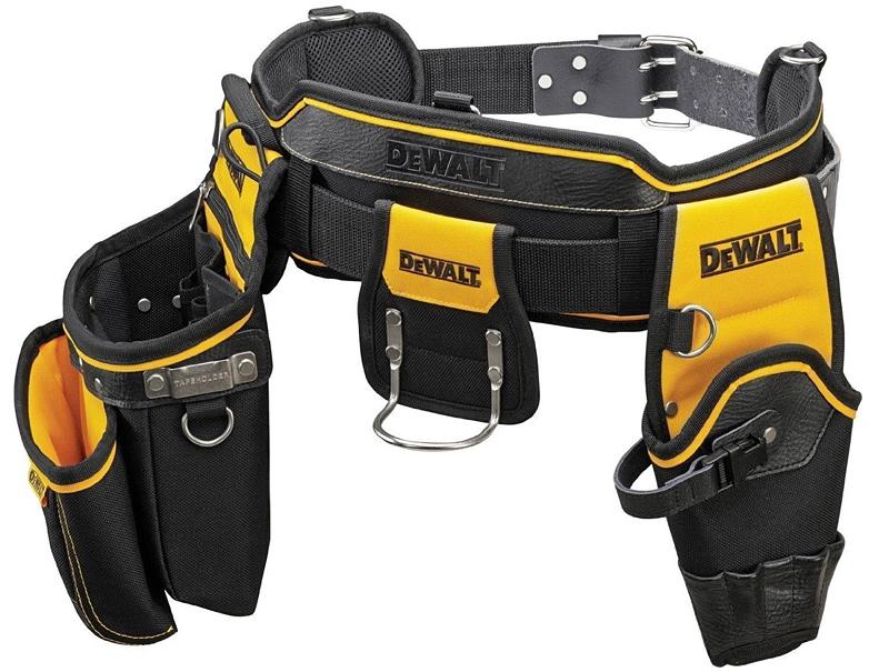 Пояс с карманами для инструмента DeWALT DWST1-75552