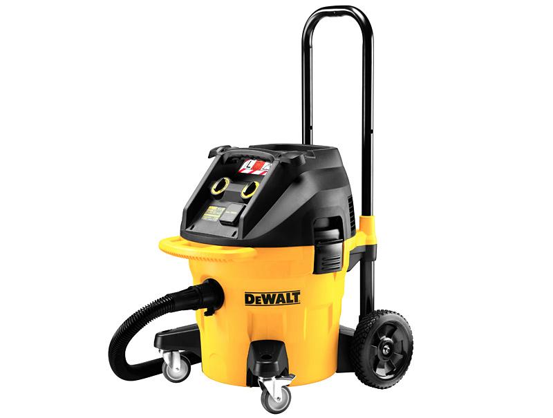Промышленый пылесос DeWALT DWV902L