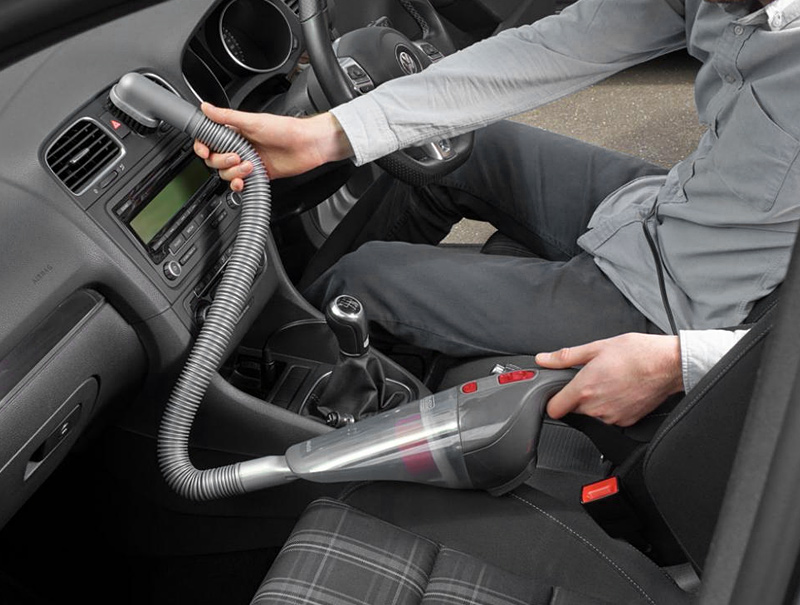 Пылесос автомобильный BLACK&DECKER NV1210AV