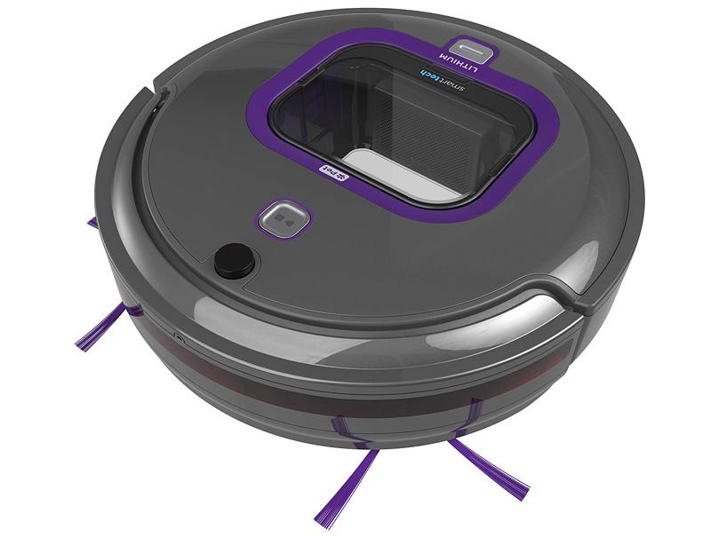 Робот-пылесос BLACK&DECKER RVA420BP