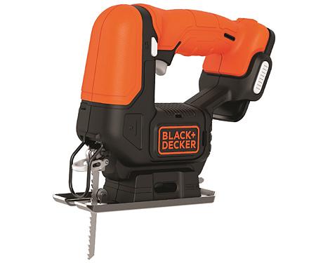 Аккумуляторный электролобзик BLACK&DECKER BDCJS12N