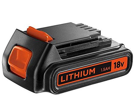 Аккумулятор BLACK&DECKER BL1518