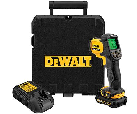 Термометр инфракрасный DeWALT DCT414D1