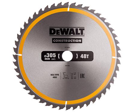 Пильный диск (160х20мм) DeWALT DT1932