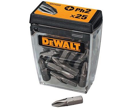 Бита PH2 DeWALT DT71522