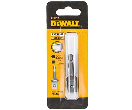 Адаптер для ударного винтоверта DeWALT DT7512