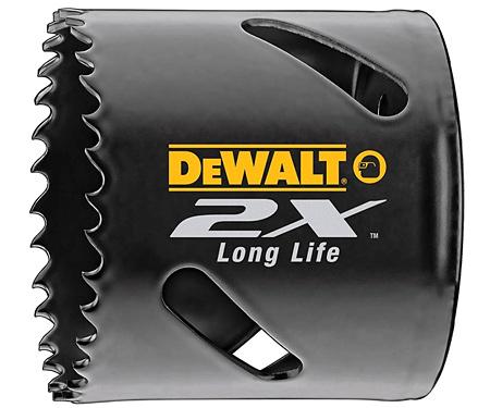 Цифенбор Bi-металлический DeWALT LongLife DT8125L