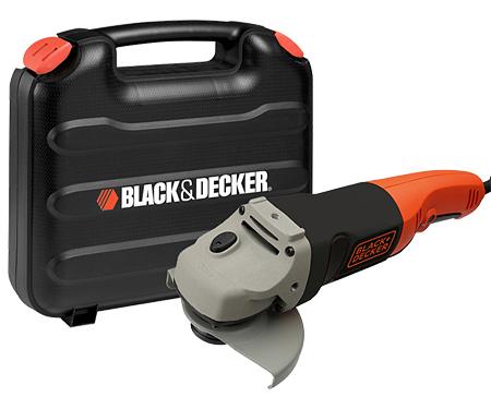 Болгарка BLACK&DECKER KG1202KD