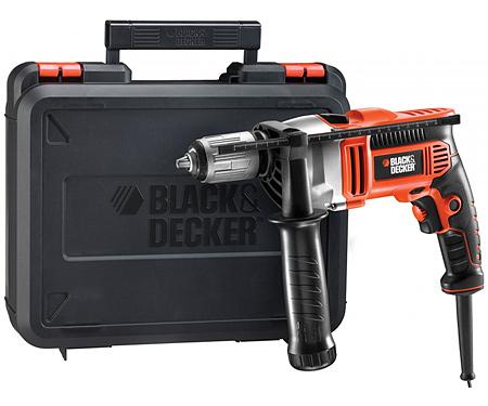 Ударная дрель BLACK&DECKER KR705K