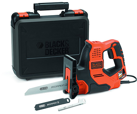 Электроножовка BLACK&DECKER RS890K